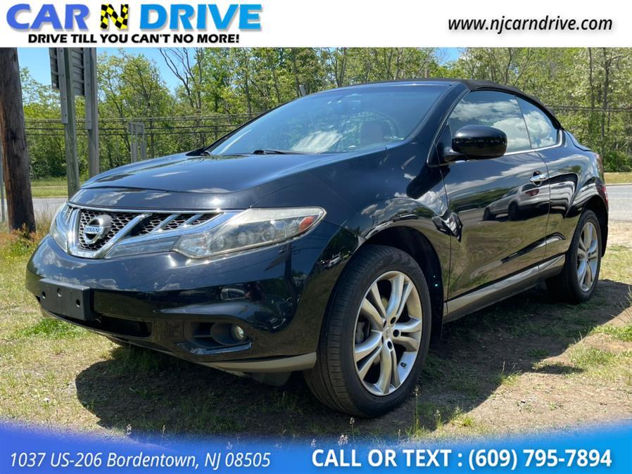 Used Nissan Murano AWD 2011 | Car N Drive. Bordentown, New Jersey