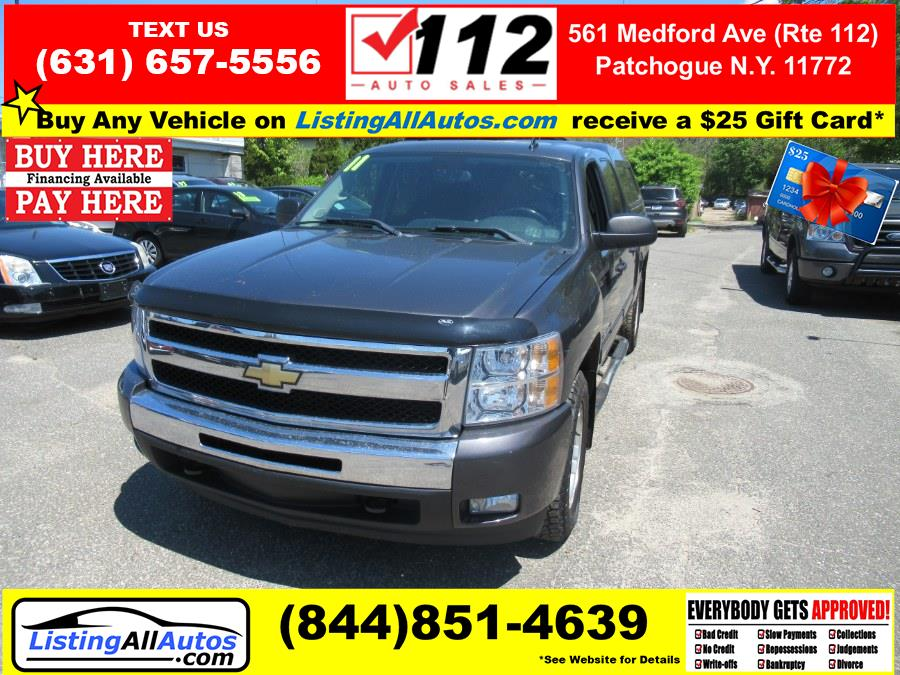 Used 2011 Chevrolet Silverado 1500 in Patchogue, New York   www.ListingAllAutos.com. Patchogue, New York