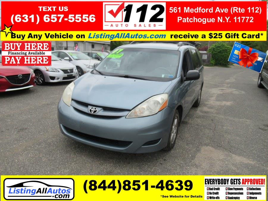 Used 2007 Toyota Sienna in Patchogue, New York   www.ListingAllAutos.com. Patchogue, New York