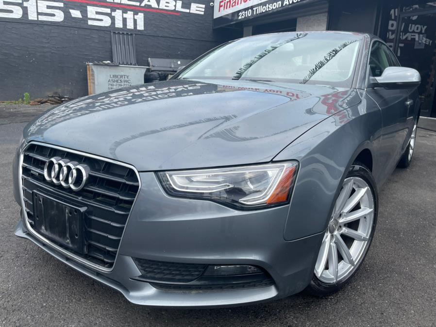 Used 2015 Audi A5 in Bronx, New York | Champion Auto Sales. Bronx, New York