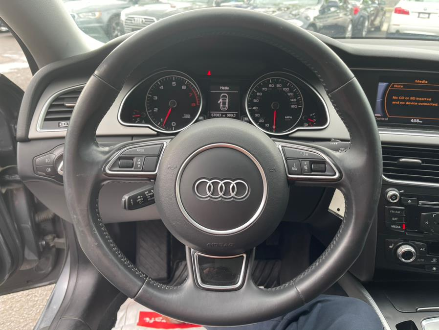 Used Audi A5 2dr Cpe Auto quattro 2.0T Premium 2015 | Champion Auto Sales. Bronx, New York