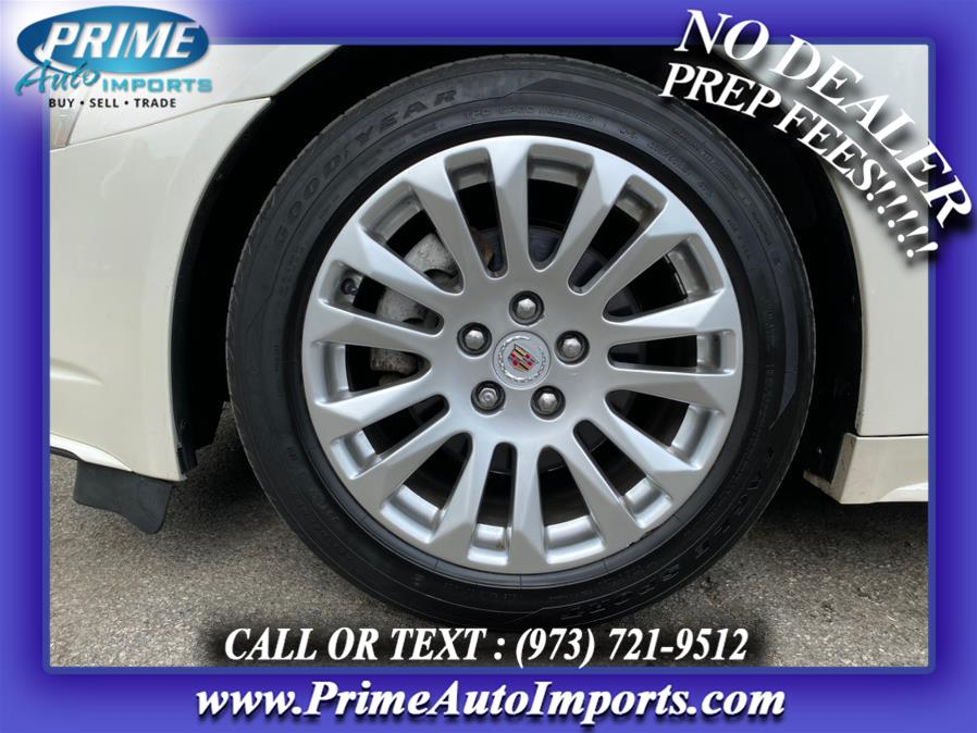 Used Cadillac CTS Coupe 2dr Cpe Performance AWD 2011 | Prime Auto Imports. Bloomingdale, New Jersey