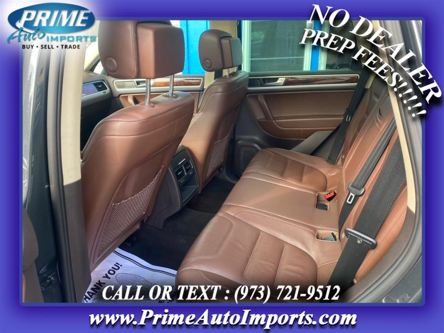 Used Volkswagen Touareg 4dr VR6 Lux 2013 | Prime Auto Imports. Bloomingdale, New Jersey