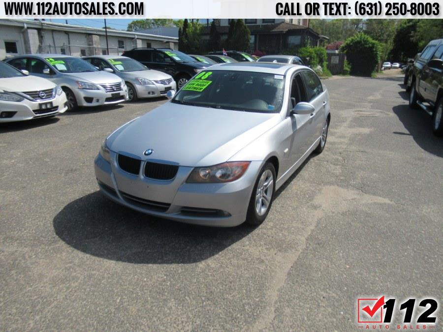 Used BMW 3 Series 4dr Sdn 328xi AWD 2008 | 112 Auto Sales. Patchogue, New York