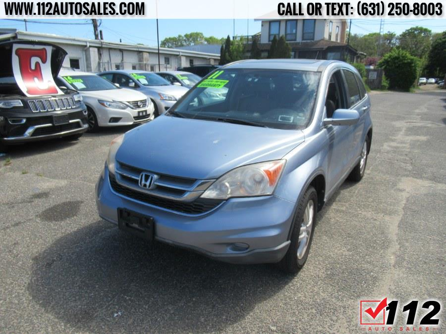 Used Honda CR-V 4WD 5dr EX-L w/Navi 2011   112 Auto Sales. Patchogue, New York
