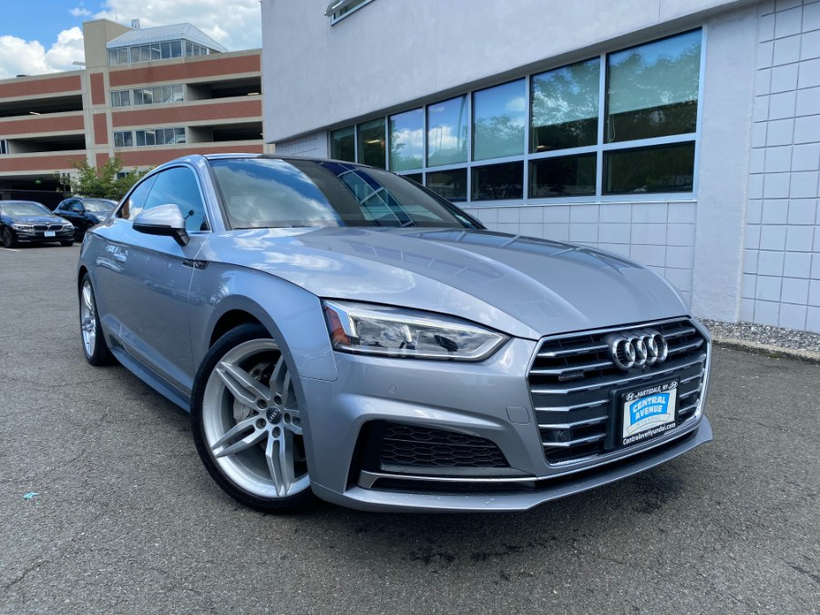 Used Audi A5 Coupe 2.0 TFSI Prestige S tronic 2018 | Apex Westchester Used Vehicles. White Plains, New York