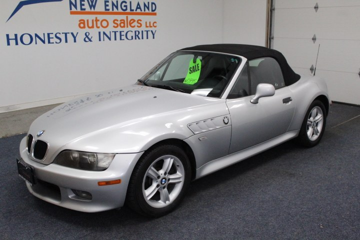 Used BMW Z3 Z3 2dr Roadster 2.5i 2001   New England Auto Sales LLC. Plainville, Connecticut