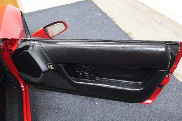 Used Chevrolet Corvette 2dr Coupe Hatchback 1990   New England Auto Sales LLC. Plainville, Connecticut
