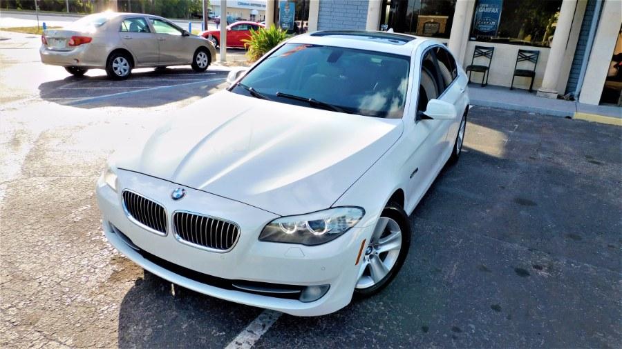 Used 2013 BMW 5 Series in Winter Park, Florida | Rahib Motors. Winter Park, Florida
