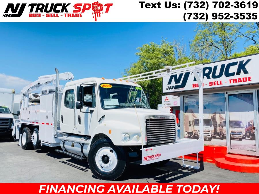 Used 2009 Freightliner M2 in South Amboy, New Jersey | NJ Truck Spot. South Amboy, New Jersey