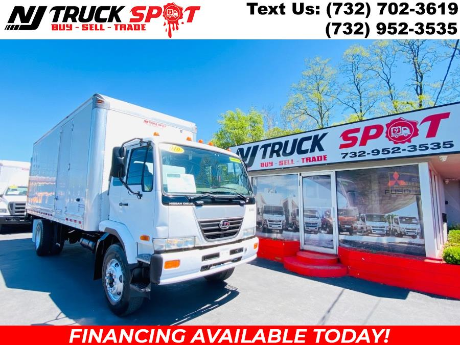 Used 2010 NISSAN UD 3300 in South Amboy, New Jersey | NJ Truck Spot. South Amboy, New Jersey