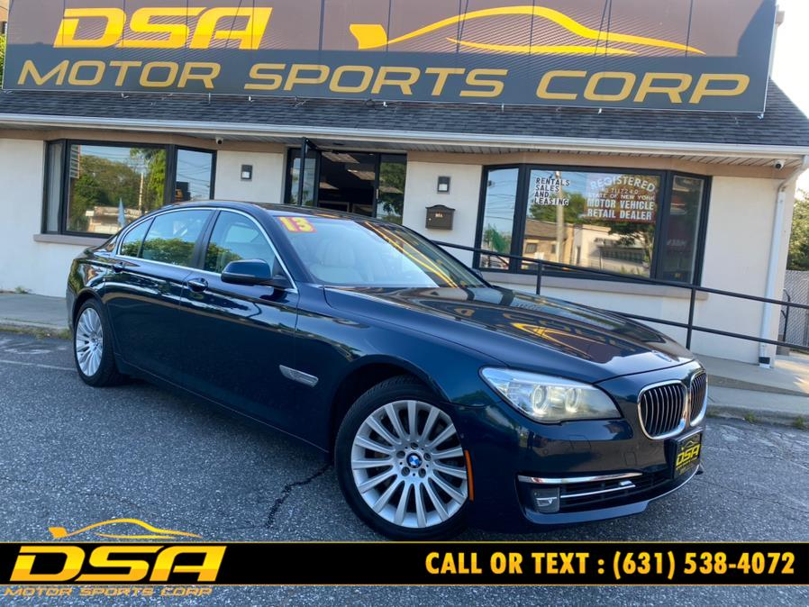 Used 2013 BMW 7 Series in Commack, New York | DSA Motor Sports Corp. Commack, New York