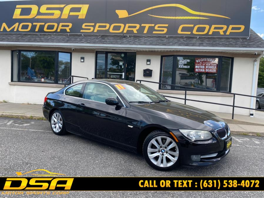 Used BMW 3 Series 2dr Cpe 328i xDrive AWD SULEV 2011 | DSA Motor Sports Corp. Commack, New York