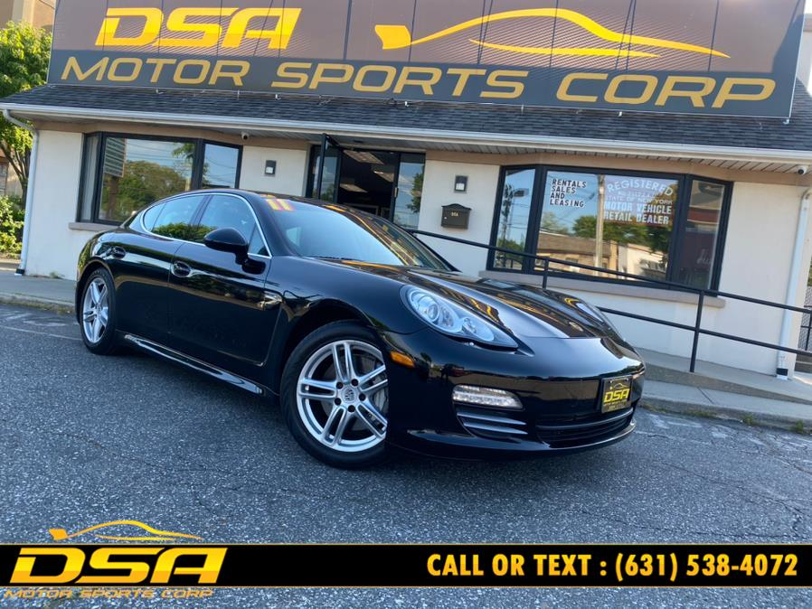 Used 2011 Porsche Panamera in Commack, New York | DSA Motor Sports Corp. Commack, New York
