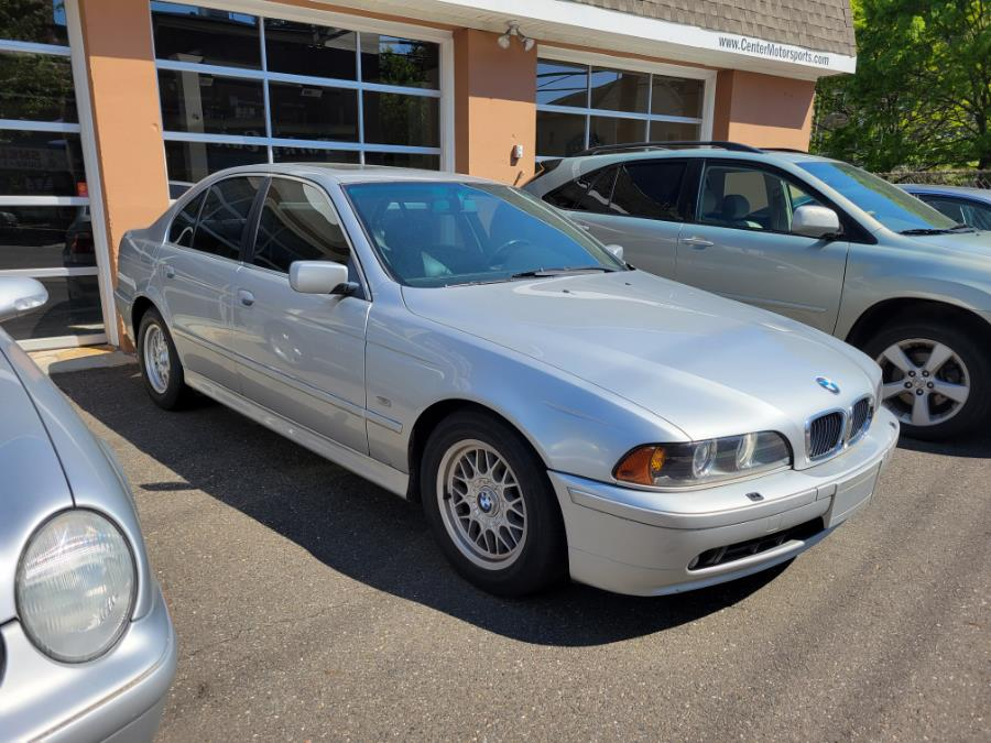 Used 2001 BMW 5 Series in Shelton, Connecticut | Center Motorsports LLC. Shelton, Connecticut