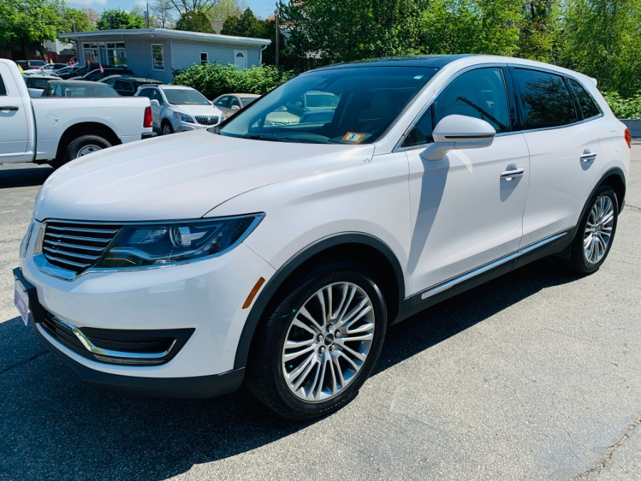 Used Lincoln Mkx RESERVE 2017 | Second Street Auto Sales Inc. Manchester, New Hampshire