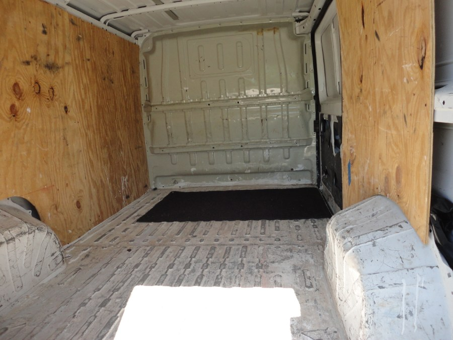 "Used Ram dodge cargo ProMaster Cargo Van 1500 Low Roof 136"" WB 2017 | International Motorcars llc. Berlin, Connecticut"
