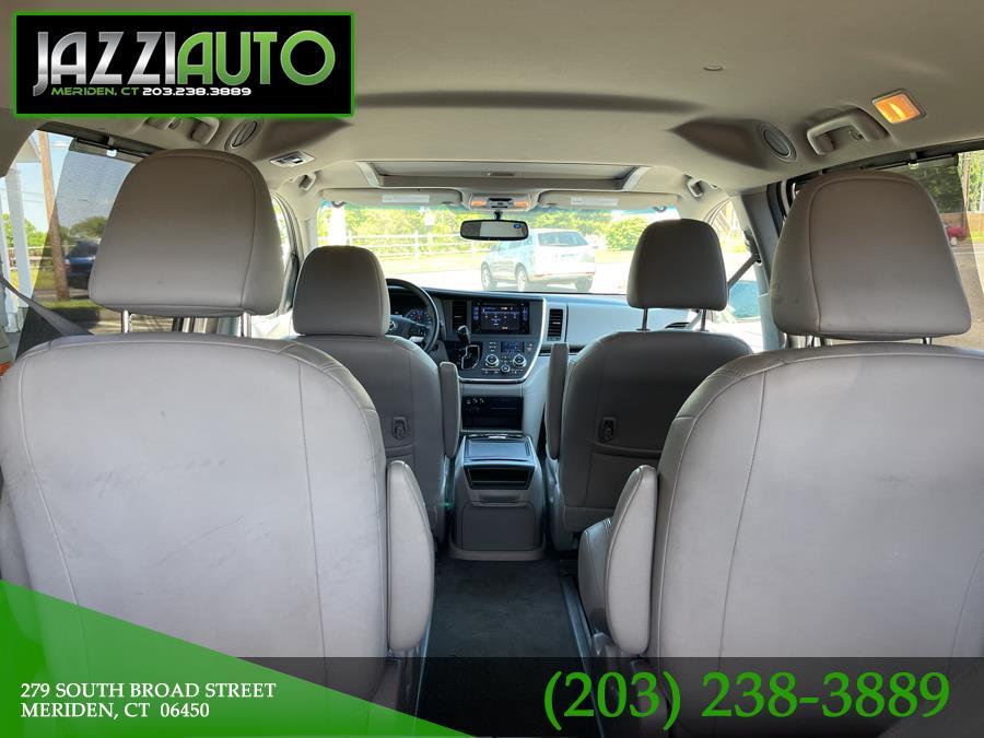 Used Toyota Sienna 5dr 7-Pass Van XLE Premium AWD (Natl) 2015   Jazzi Auto Sales LLC. Meriden, Connecticut