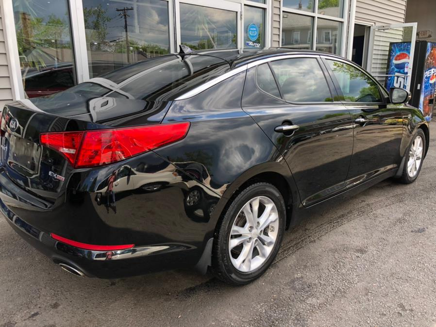Used Kia Optima 4dr Sdn EX 2013 | Chris's Auto Clinic. Plainville, Connecticut