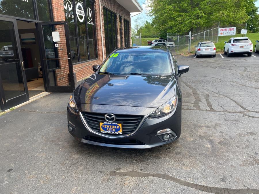 Used 2016 Mazda Mazda3 in Middletown, Connecticut   Newfield Auto Sales. Middletown, Connecticut