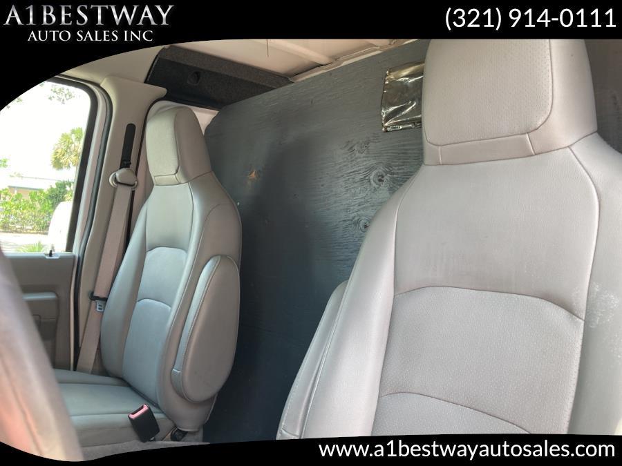 Used Ford Econoline Cargo Van E-250 Commercial 2012   A1 Bestway Auto Sales Inc.. Melbourne , Florida