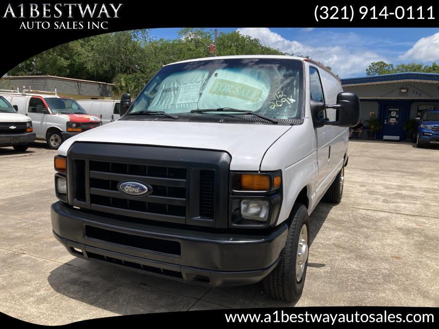 Used 2012 Ford Econoline Cargo Van in Melbourne , Florida | A1 Bestway Auto Sales Inc.. Melbourne , Florida