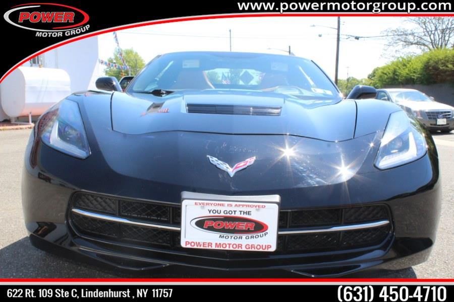 Used Chevrolet Corvette Stingray 2dr Z51 Cpe w/3LT 2014   Power Motor Group. Lindenhurst , New York