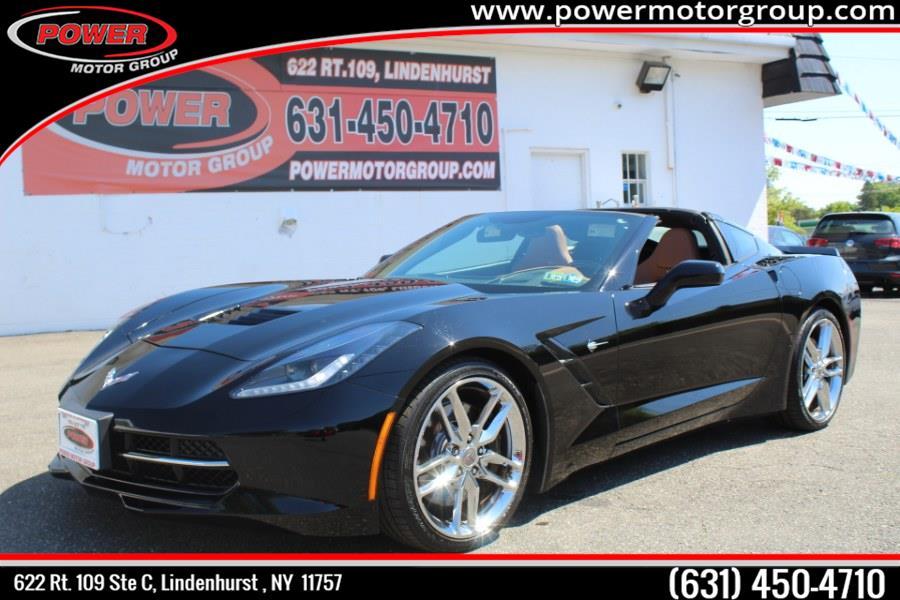 Used 2014 Chevrolet Corvette Stingray in Lindenhurst , New York | Power Motor Group. Lindenhurst , New York