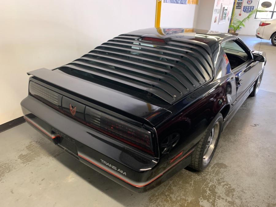 Used Pontiac Firebird 2dr Coupe Trans Am 1986 | MP Motors Inc. West Babylon , New York