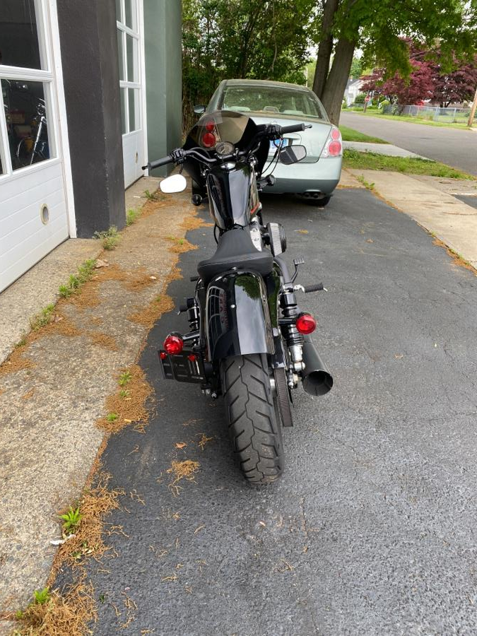 Used Harley Davidson Sportster Forty Eight XL1200X 2013   Village Auto Sales. Milford, Connecticut