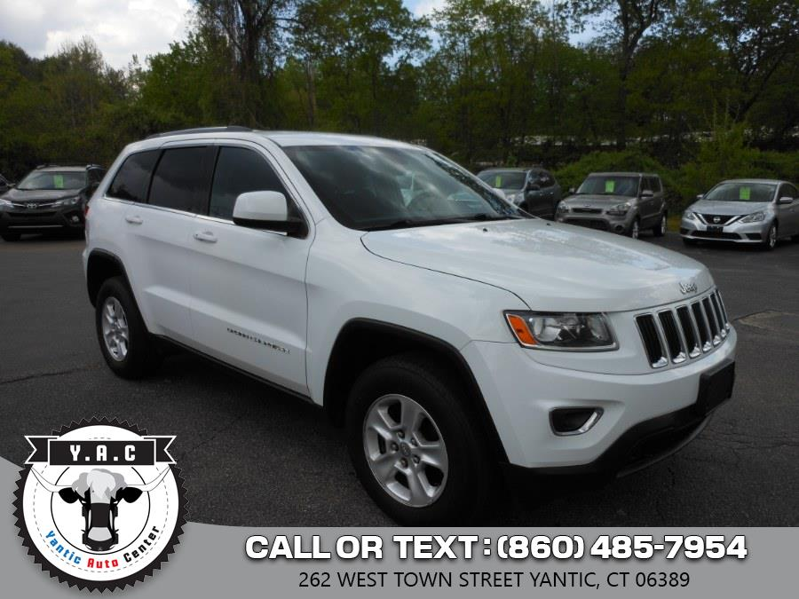 Used 2014 Jeep Grand Cherokee in Yantic, Connecticut   Yantic Auto Center. Yantic, Connecticut