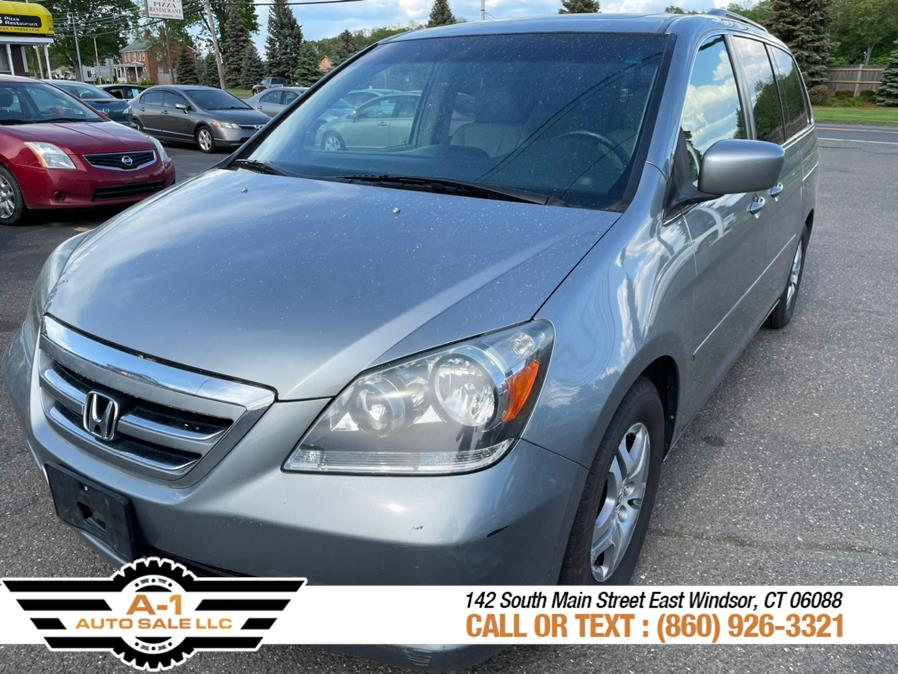 Used 2006 Honda Odyssey in East Windsor, Connecticut   A1 Auto Sale LLC. East Windsor, Connecticut