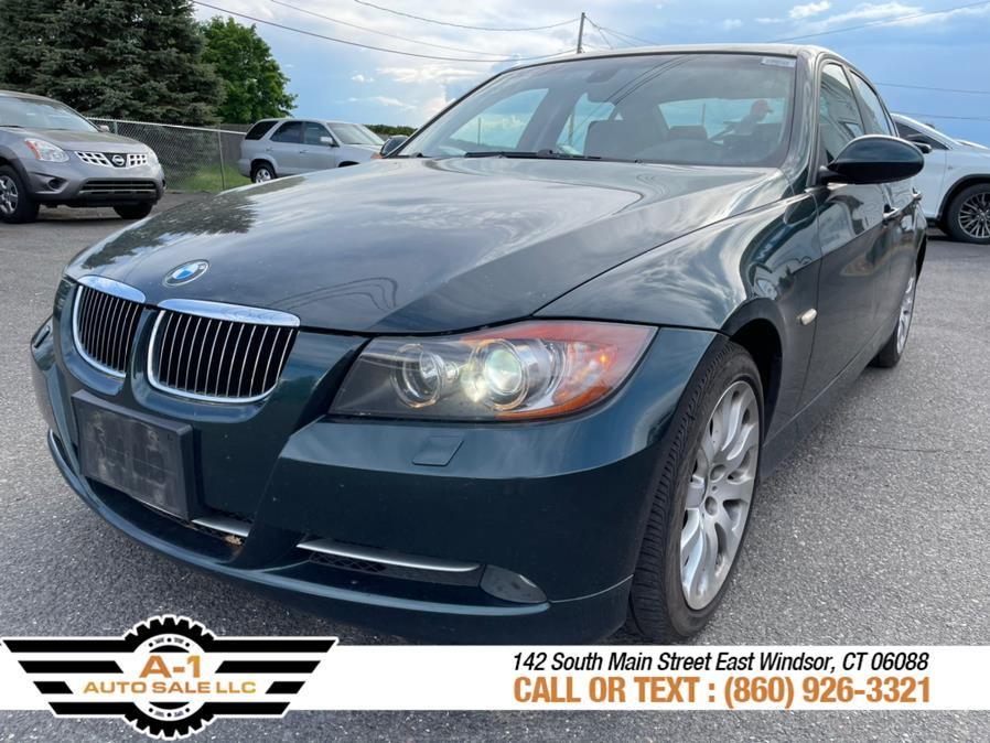 Used 2008 BMW 3 Series in East Windsor, Connecticut   A1 Auto Sale LLC. East Windsor, Connecticut
