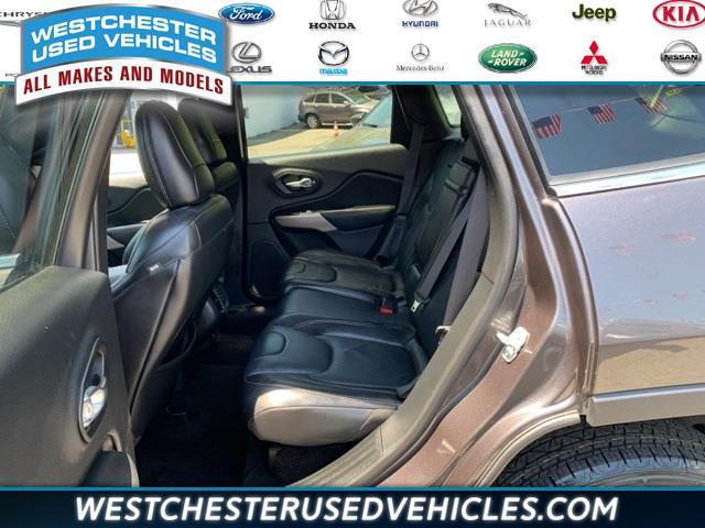 Used Jeep Cherokee Latitude 2017 | Westchester Used Vehicles. White Plains, New York