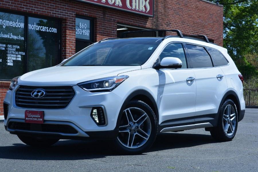 Used 2018 Hyundai Santa Fe in ENFIELD, Connecticut | Longmeadow Motor Cars. ENFIELD, Connecticut