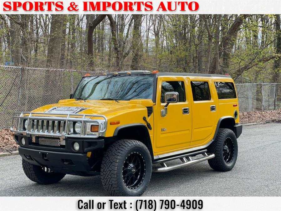 Used HUMMER H2 4dr Wgn 2004 | Sports & Imports Auto Inc. Brooklyn, New York