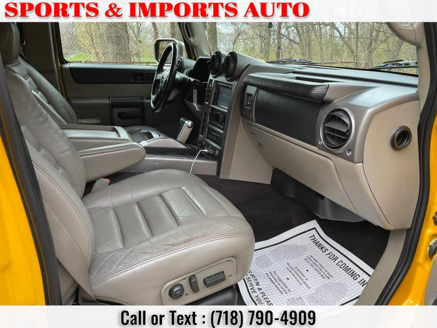 Used HUMMER H2 4dr Wgn 2004   Sports & Imports Auto Inc. Brooklyn, New York