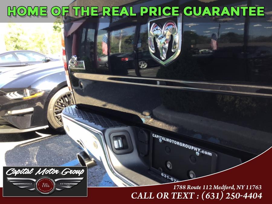 "Used Ram 1500 Big Horn 4x4 Crew Cab 5''7"" Box 2017   Capital Motor Group Inc. Medford, New York"