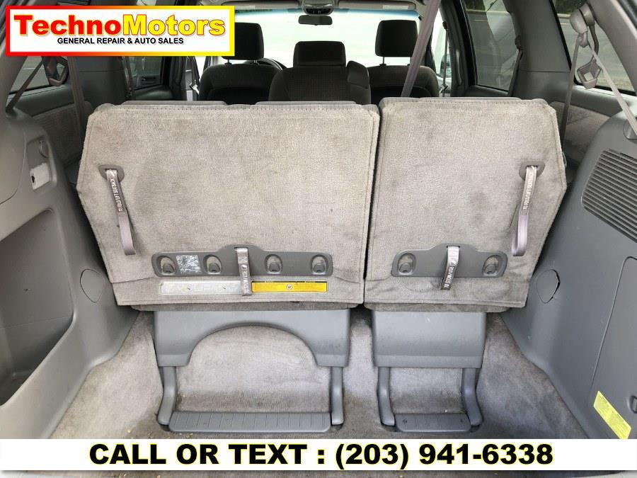 Used Toyota Sienna 5dr 8-Pass Van LE FWD 2008   Techno Motors . Danbury , Connecticut
