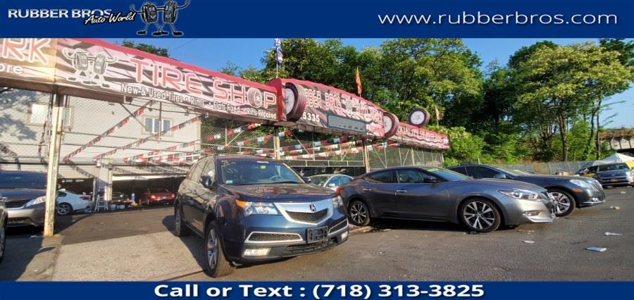 Used Acura MDX AWD 4dr Tech Pkg 2012   Rubber Bros Auto World. Brooklyn, New York