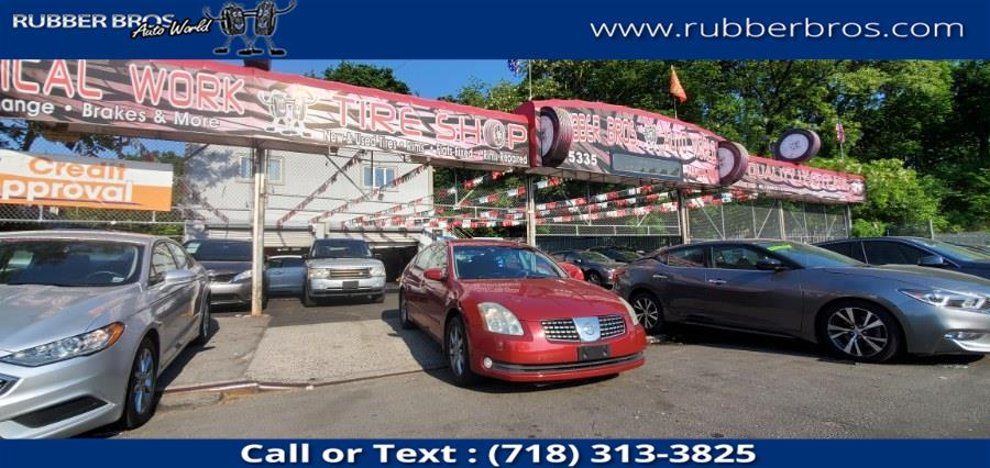 Used Nissan Maxima 4dr Sdn V6 Auto 3.5 SL 2006 | Rubber Bros Auto World. Brooklyn, New York
