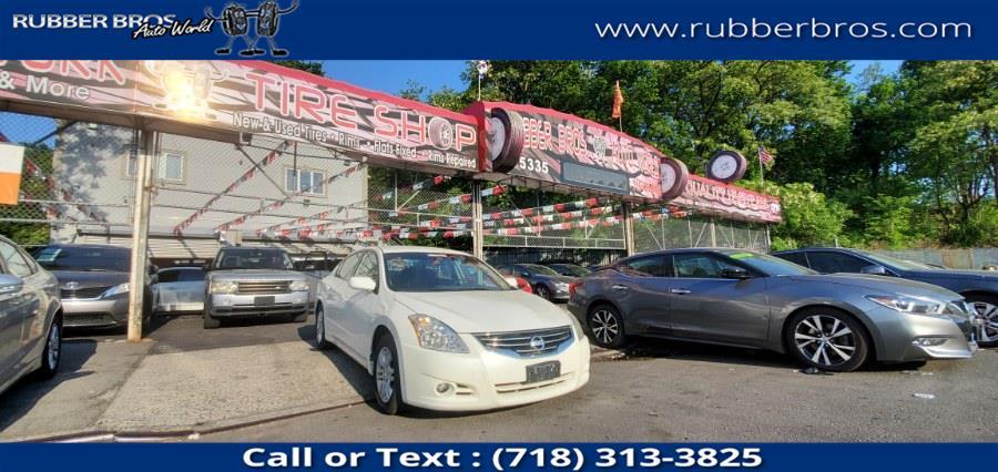 Used Nissan Altima 4dr Sdn I4 CVT 2.5 S 2011 | Rubber Bros Auto World. Brooklyn, New York