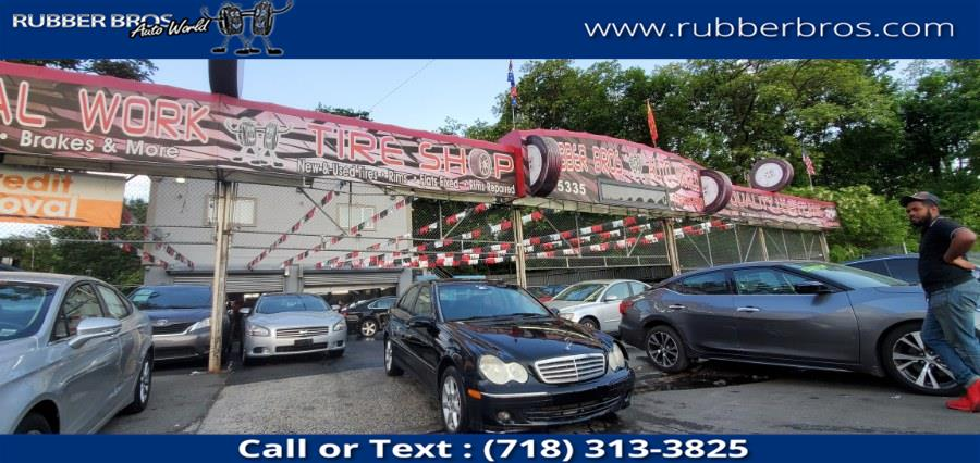 Used Mercedes-Benz C-Class 4dr Sdn 3.0L Luxury 4MATIC 2007 | Rubber Bros Auto World. Brooklyn, New York