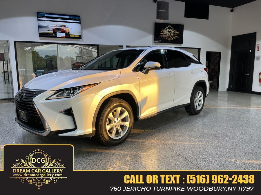 2016 Lexus RX 350 AWD 4dr F Sport, available for sale in Woodbury, NY