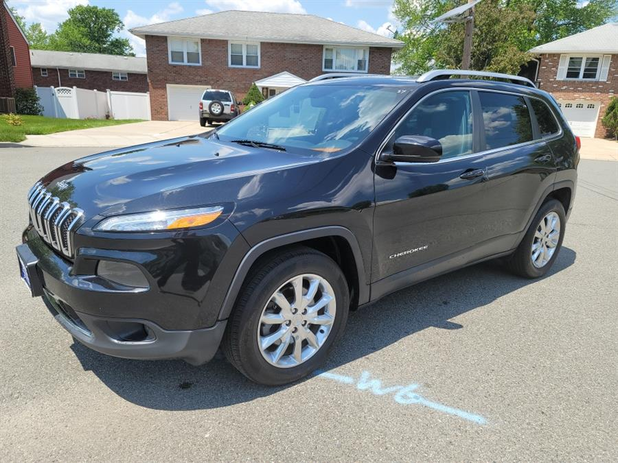 Used Jeep Cherokee 4WD 4dr Limited 2016 | Daytona Auto Sales. Little Ferry, New Jersey