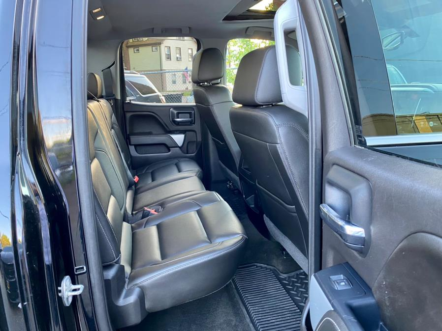 """Used Chevrolet Silverado 1500 4WD Double Cab 143.5"""" LTZ w/2LZ 2016 