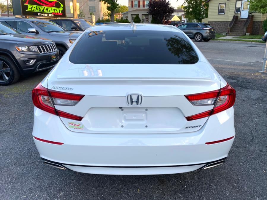 Used Honda Accord Sedan Sport 1.5T CVT 2018 | Easy Credit of Jersey. South Hackensack, New Jersey