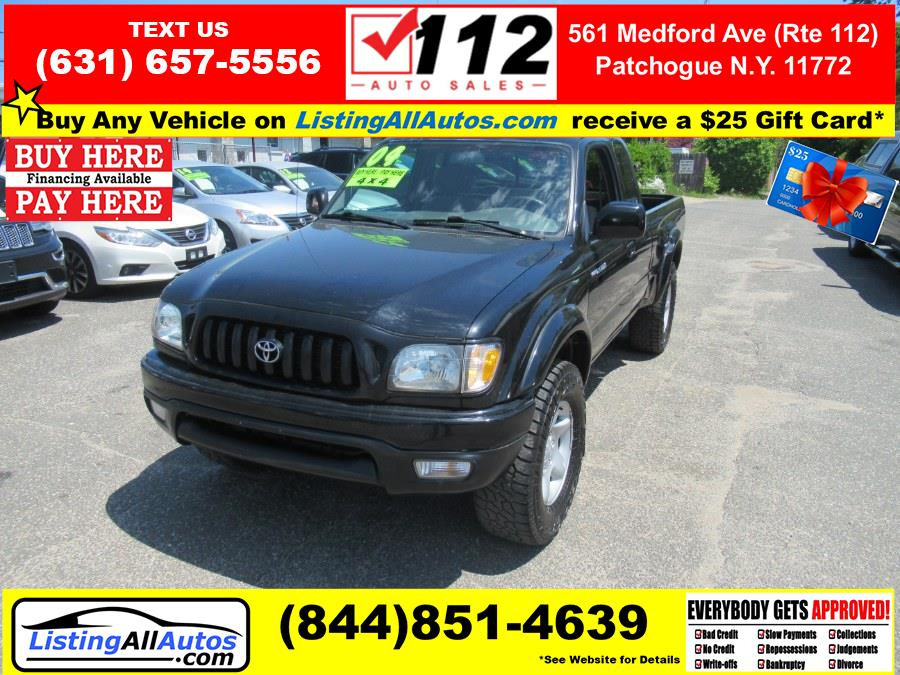 Used 2004 Toyota Tacoma in Patchogue, New York   www.ListingAllAutos.com. Patchogue, New York
