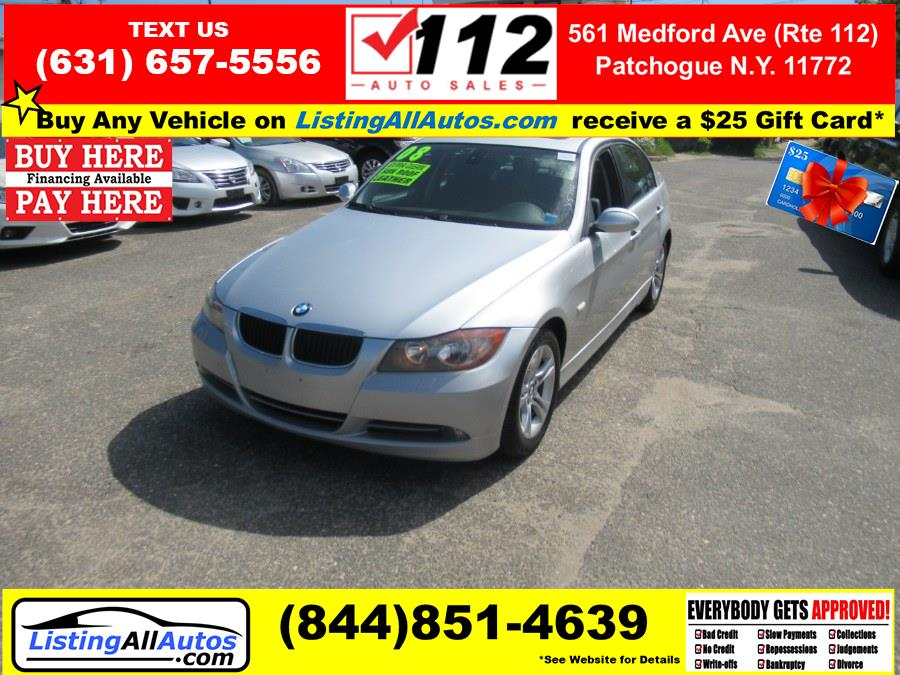 Used 2008 BMW 3 Series in Patchogue, New York   www.ListingAllAutos.com. Patchogue, New York