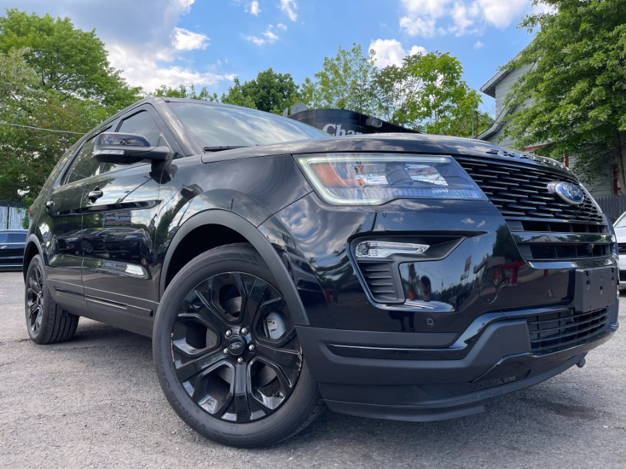 Used Ford Explorer Sport 4WD 2019 | Champion Auto Sales. Hillside, New Jersey